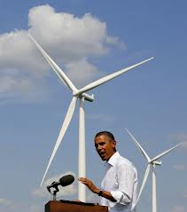 Obama Windfarm